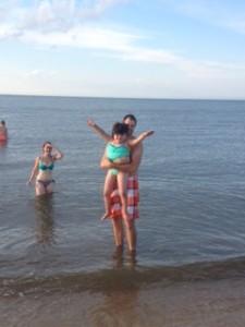 sun, sea, sand, and Leta!